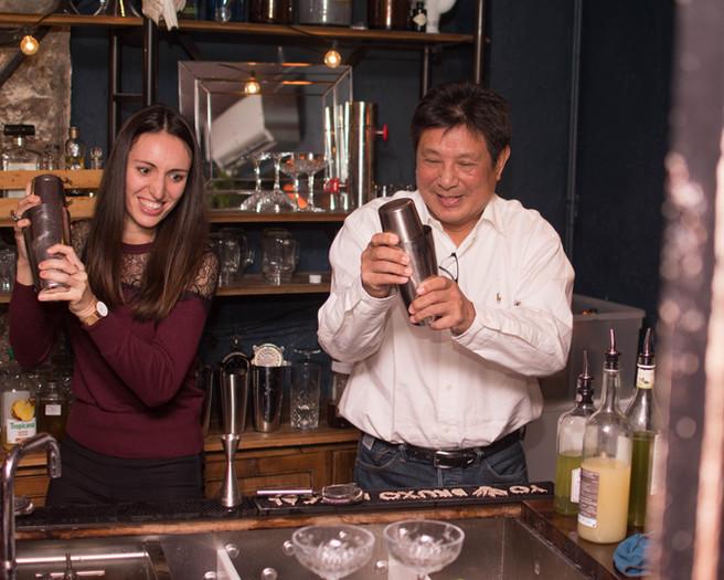 Shake N'Smash | Cours de cocktails