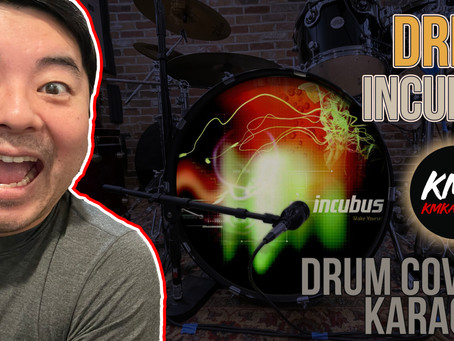 """""""Drive"""" by Incubus Drum + Karaoke Cover"""