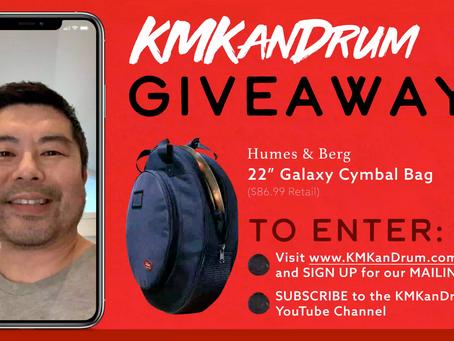 KMKanDrum is giving something away!