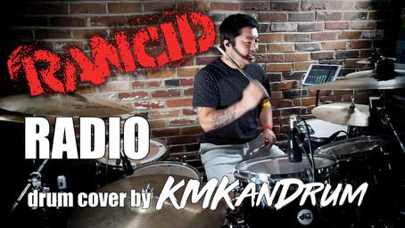 "DRUM COVER: ""Radio"" by Rancid"
