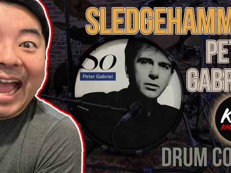 "DRUM COVER: ""Sledgehammer"" by Peter Gabriel"