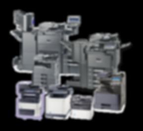 gamme copieur Kyocera
