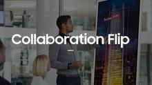 Du nouveau dans la sphère Interactive, le Flip collaboratif à sa solution numérique.