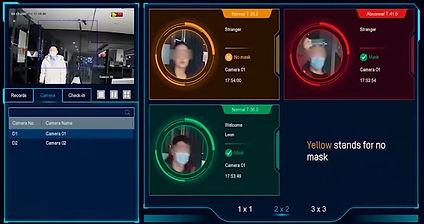 logiciel de supervision Hikvision