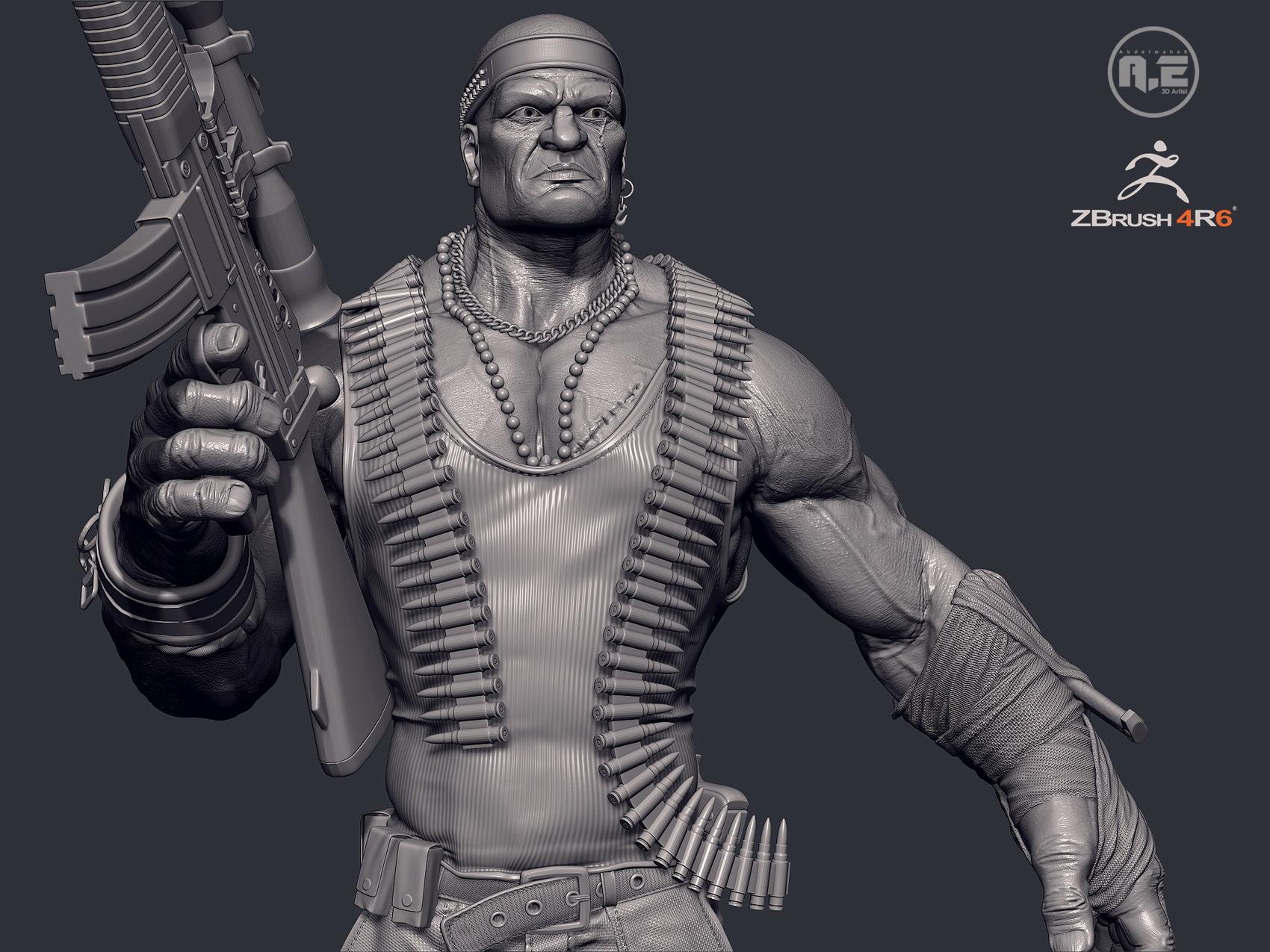 Gun-Man
