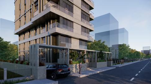 Suadiye Apartment