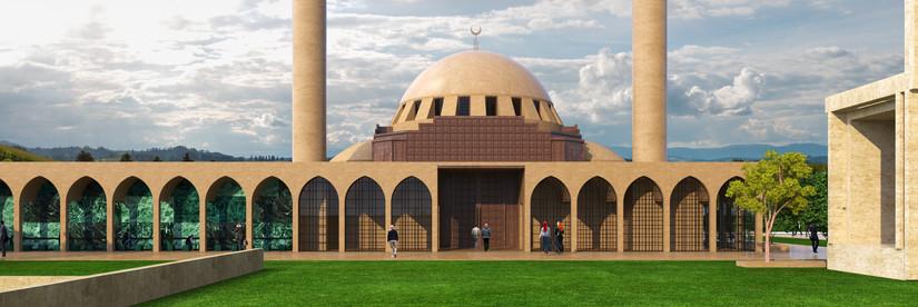 Konya İlahiyat Camii