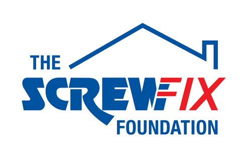 £4,500 Donated by the Screwfix Foundation