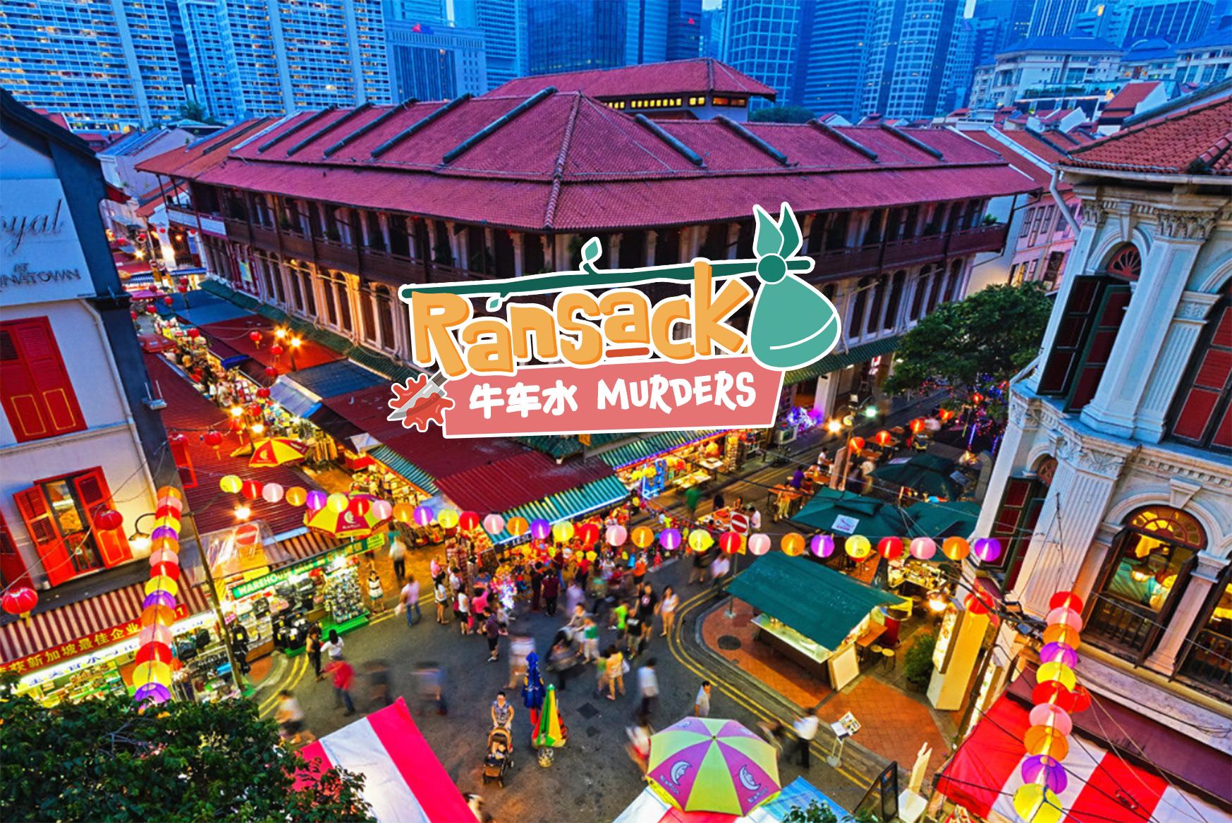 Chinatown Murders