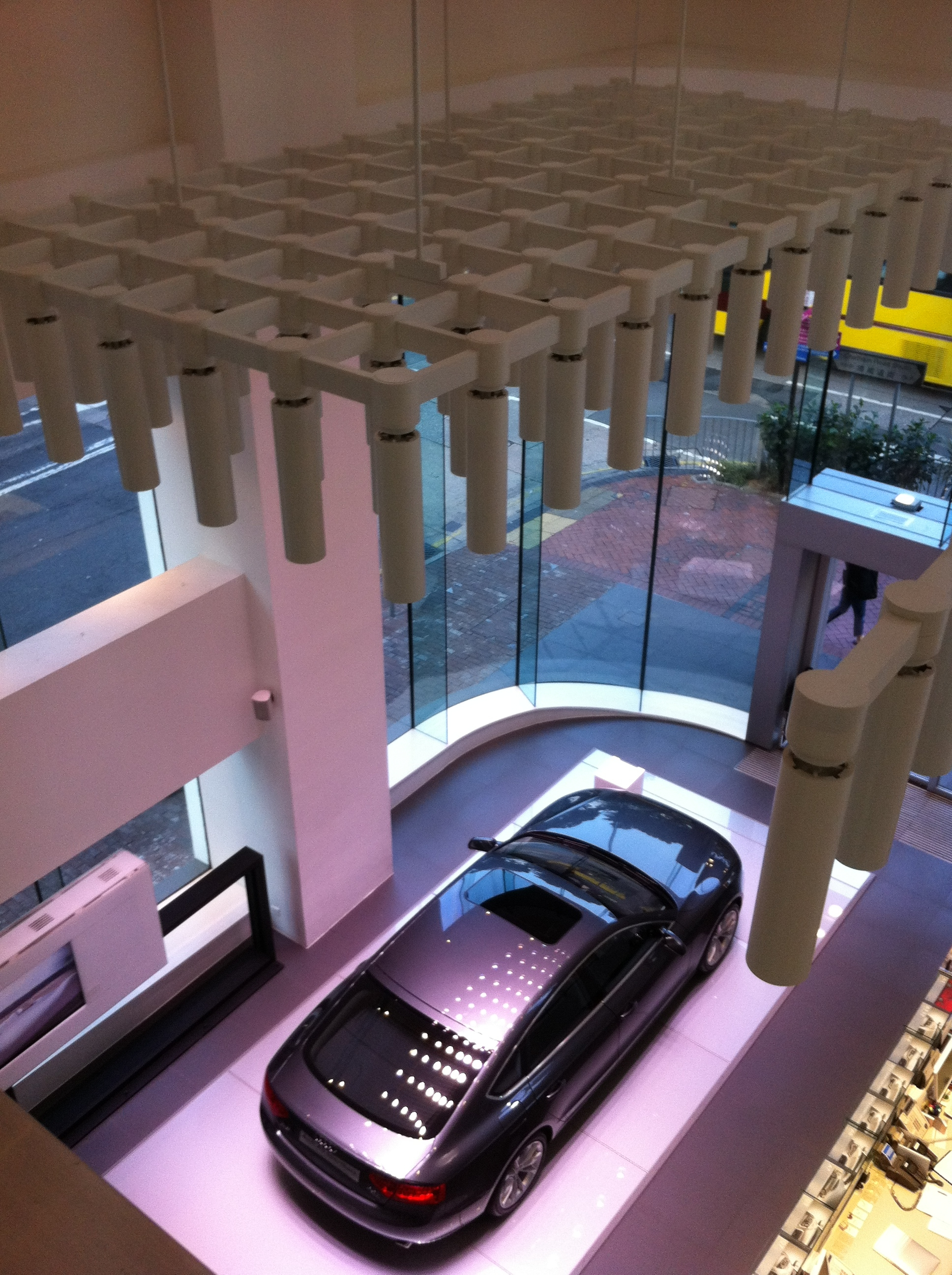 Audi Showroom (DCH)