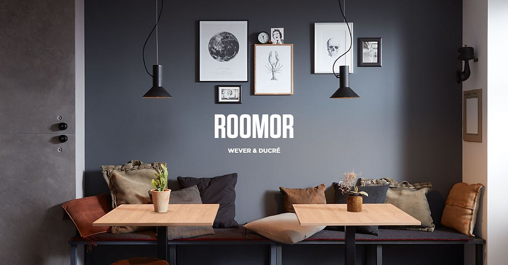 Roomor Suspended - Wever & Ducré