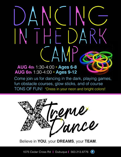 04 2020 Xtreme Dance DANCING IN DARK POS