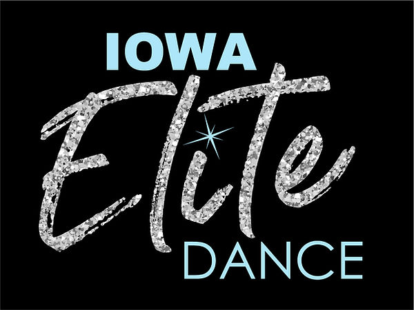 06 2020 IOWA ELITE DANCE Glitter Black B