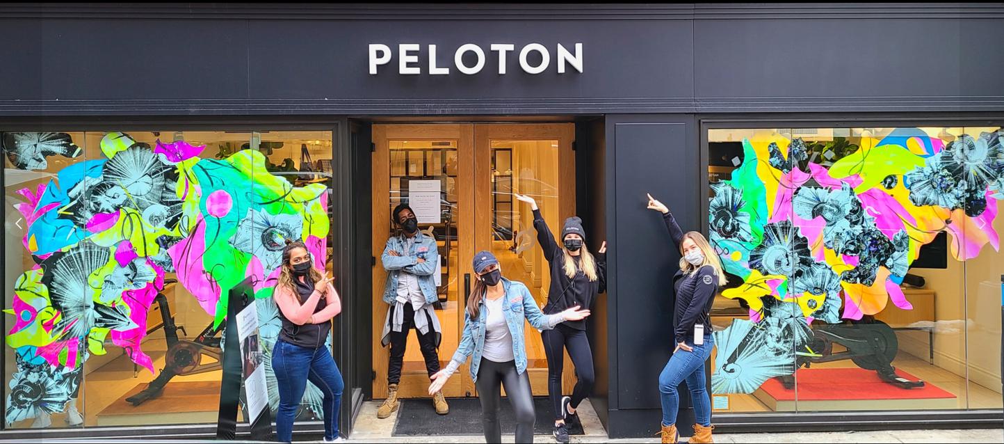 Peloton Madison Ave., NYC