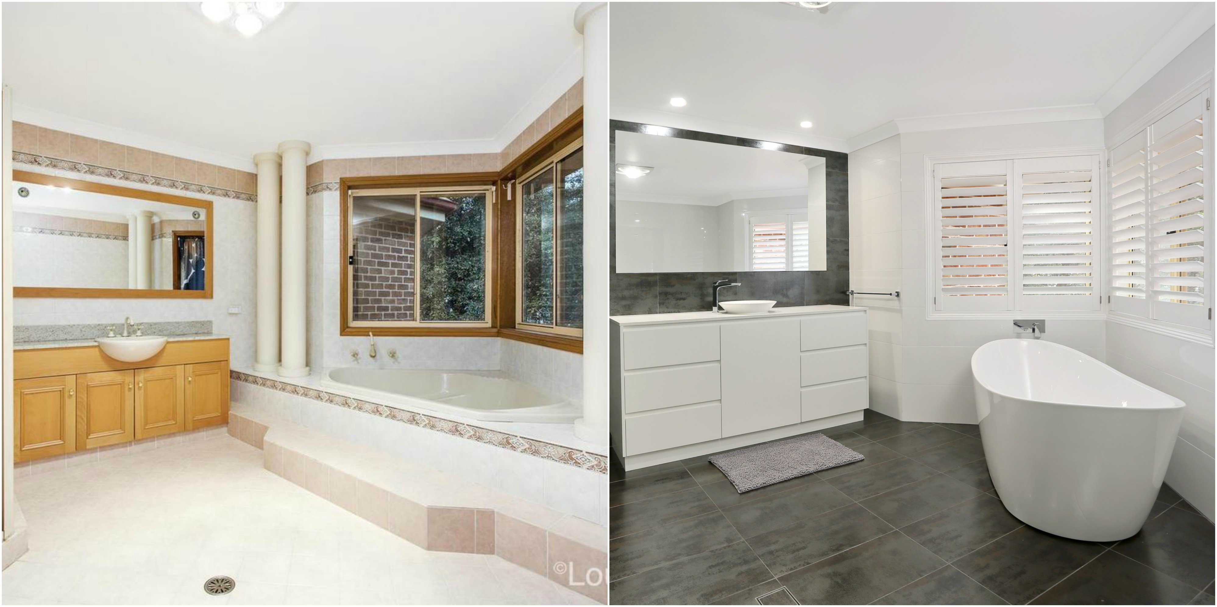 Bathroom Makeover Sydney
