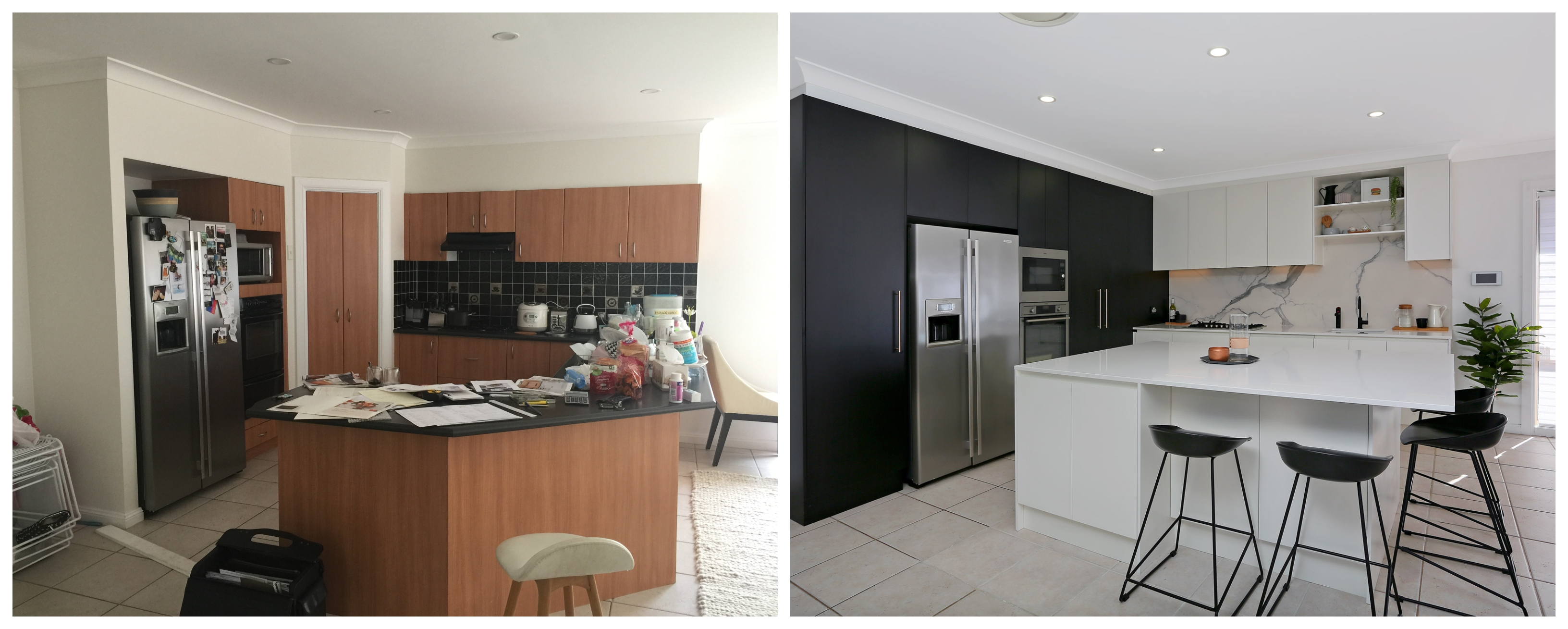 Before and After Renovation Sydney