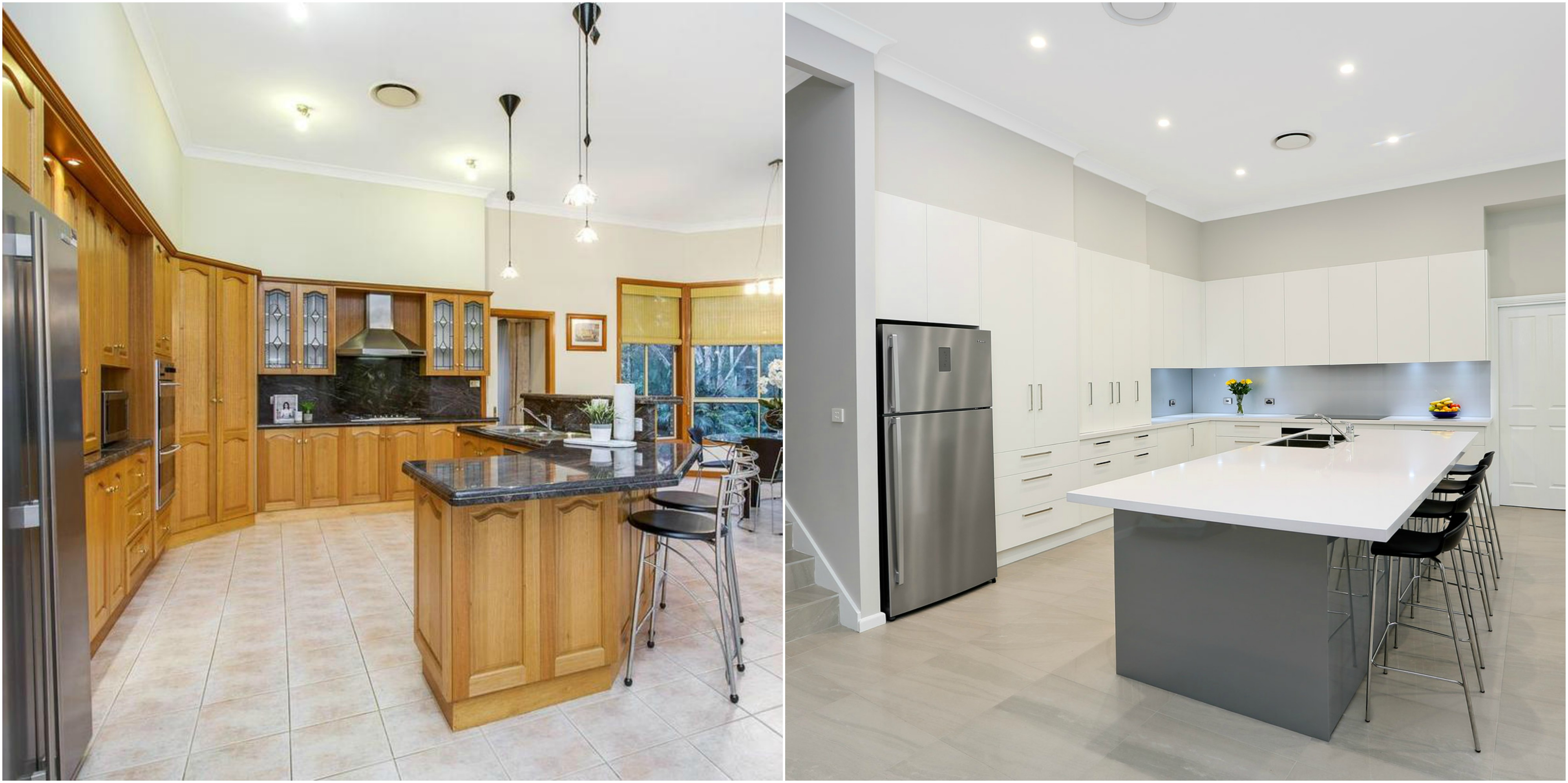 Kitchen Makeover Sydney