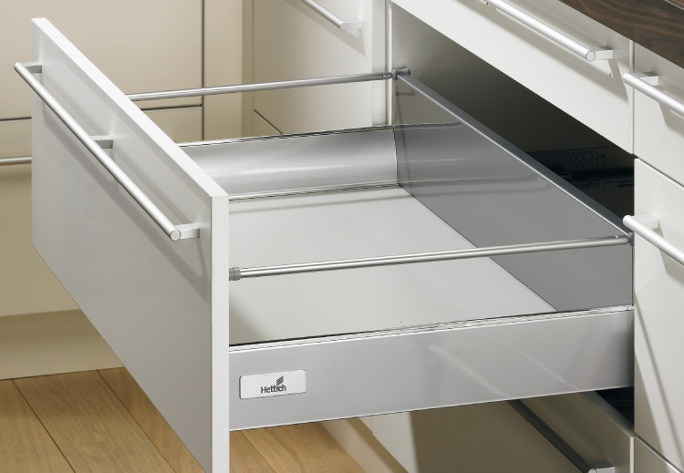 Innotech Drawer with Gallery Rail