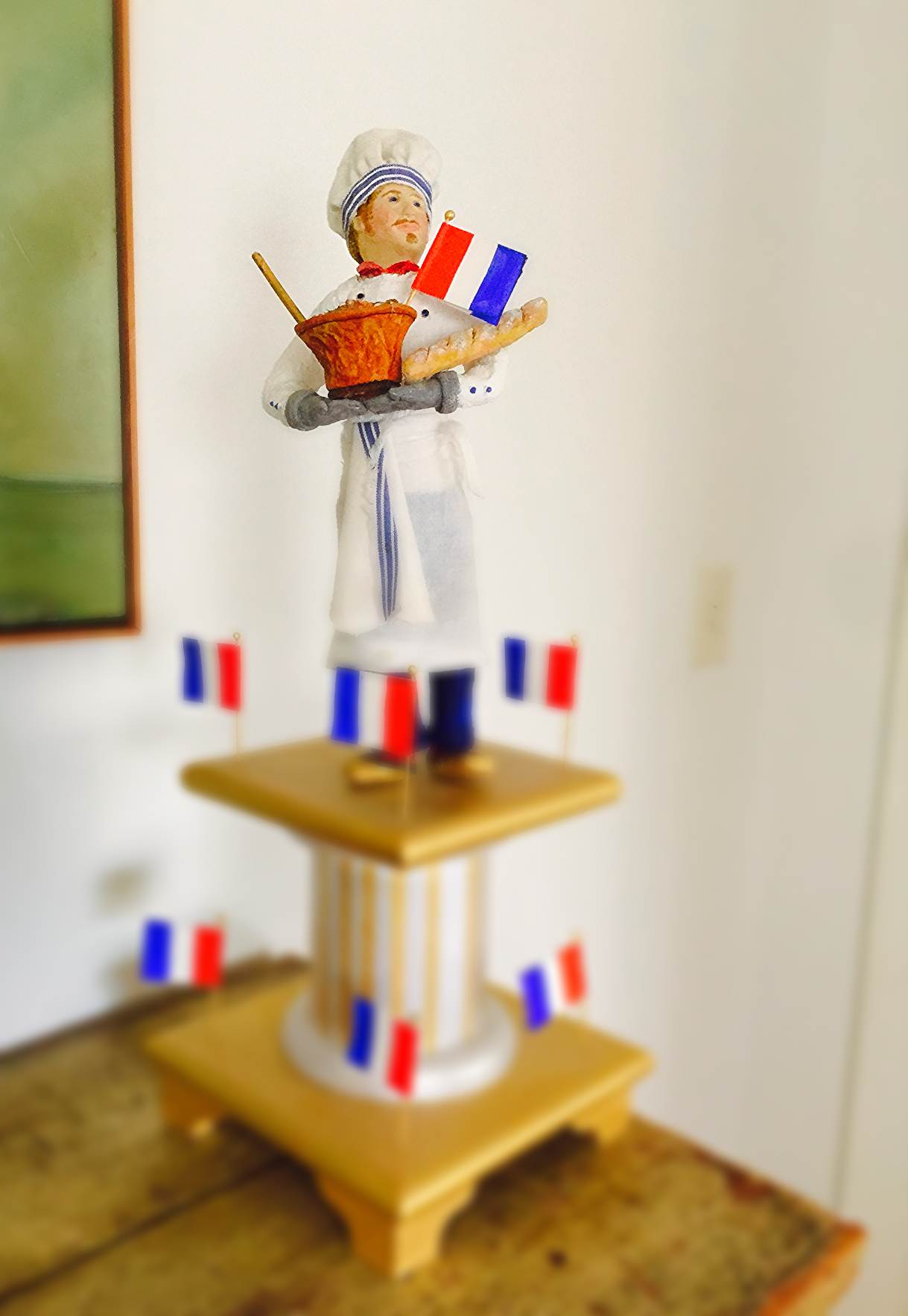 MidCoast Cassoulet Contest Trophy