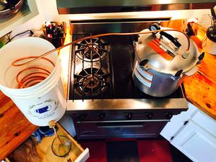 Why I Cook, Tartar Sauce & Hod's Hooch
