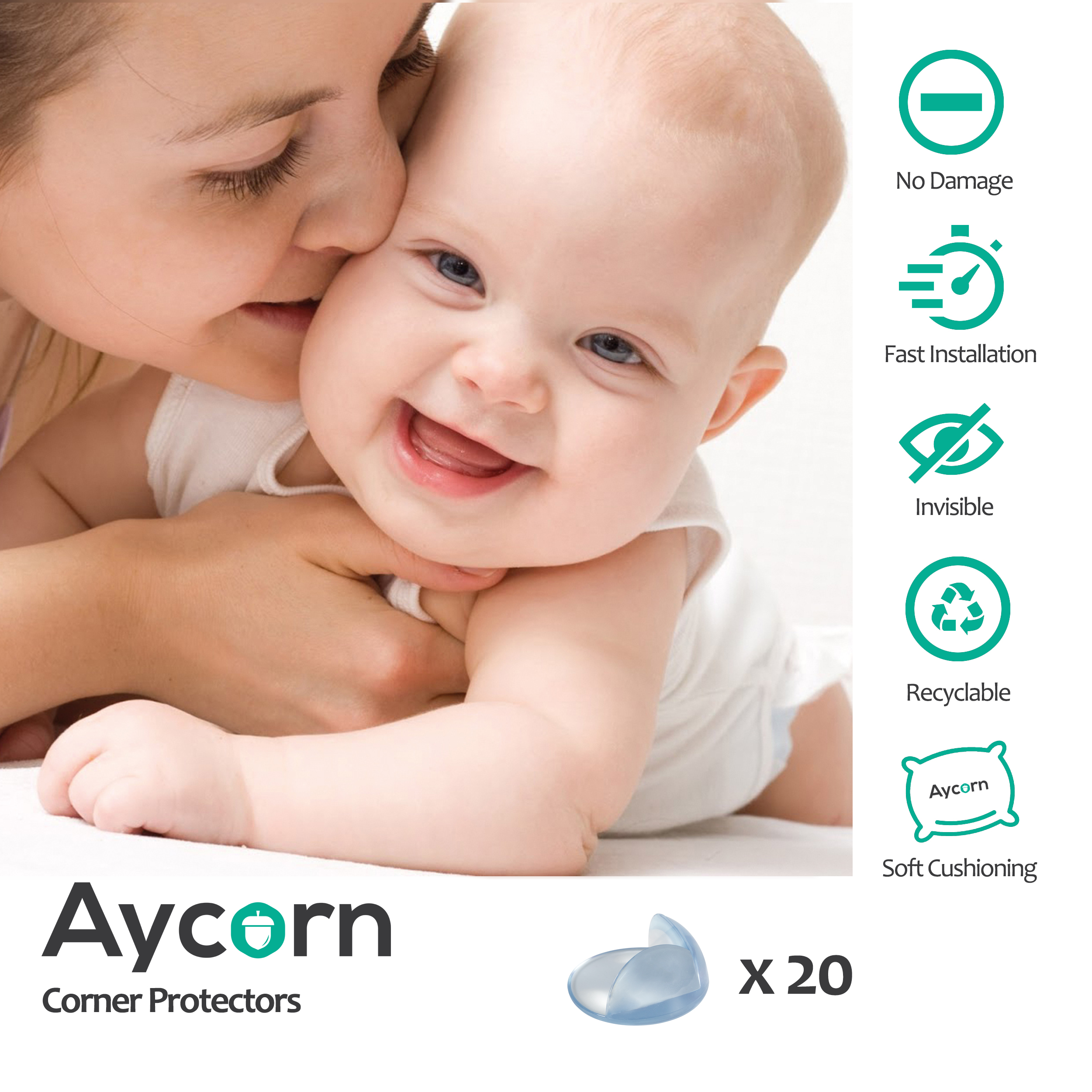 Aycorn Corner Protectors