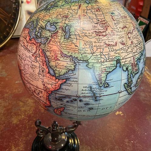 Old world globe