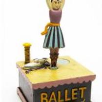 BALLET MONEY BOX