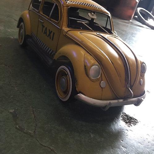 VW taxi cab