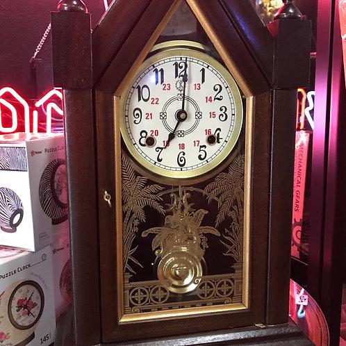 Mechanical wind up clock (new)
