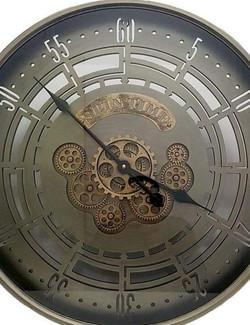 60cm Gear Wall Clock