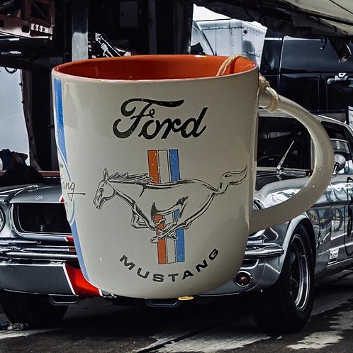 Ford Mustang mug