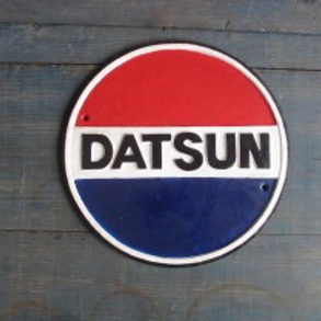 DATSUN SIGN 24CM