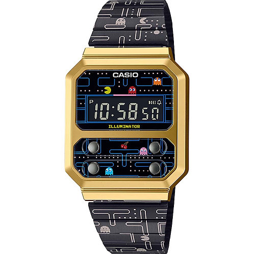 A100WEPC-1B Casio pac-man