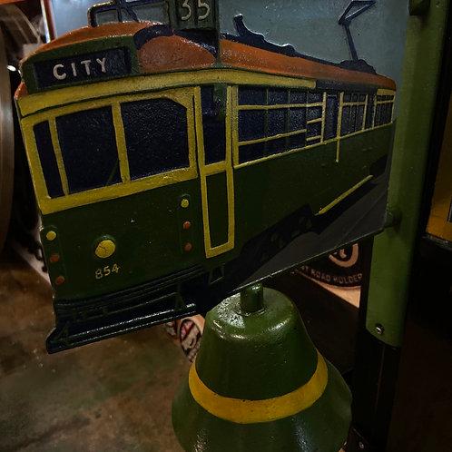 Tram bell