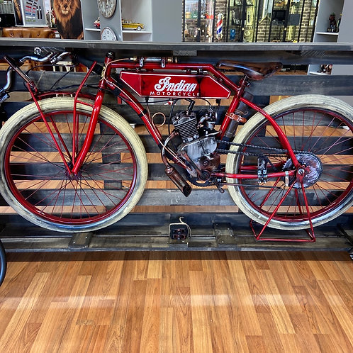 Indian motorcycle replica