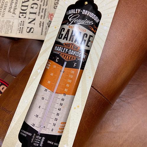 Harley Davidson Thermometer