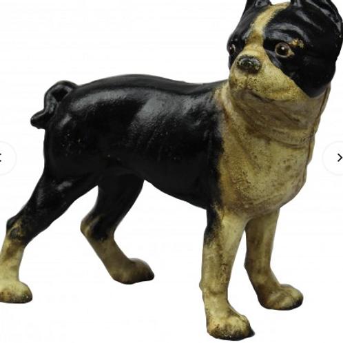 BOSTON TERRIER DOG SMALL 21CM