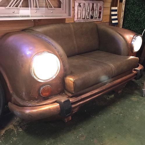Front cut car lounge
