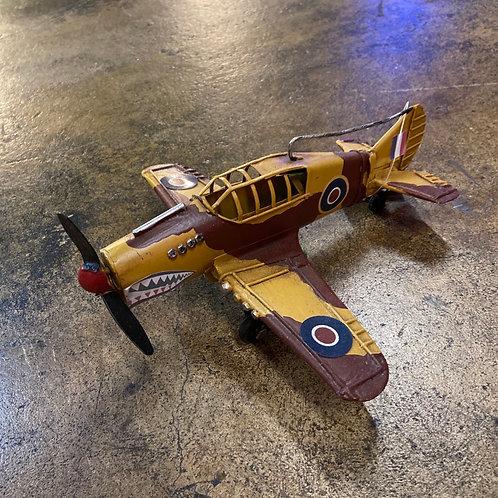 Shark tin plane (small)