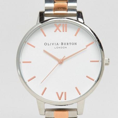 OB16BL32 OLIVIA BURTON WHITE DIAL