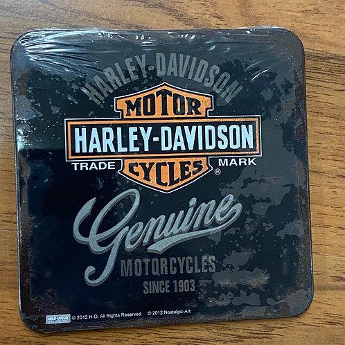 Harley Davidson Coaster