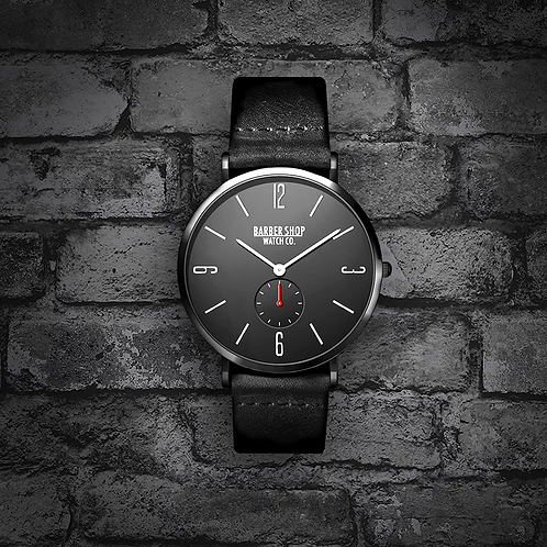 Barber Shop Watch Co. - The Barberist