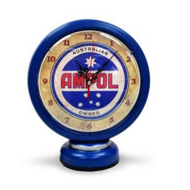 AMPOL CLOCK
