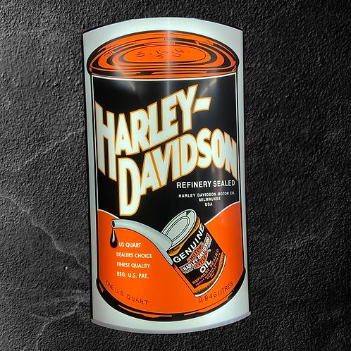 Harley Davidson LED Sign