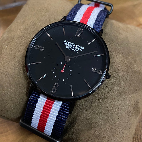 Barber Shop Watch Co. - The Barberist Nato
