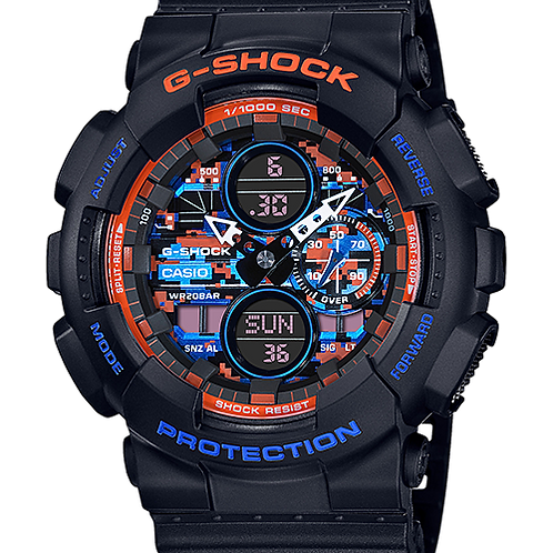 GA140CT-1A CITY CAMOUFLAGE G-SHOCK