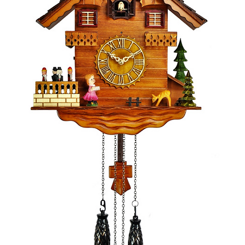 WW051 Cuckoo Clock Quartz