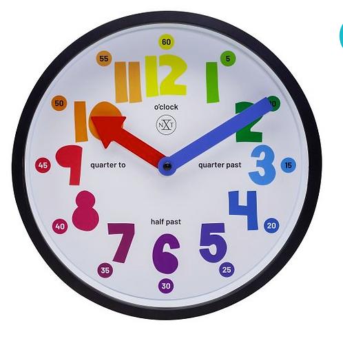 WALL CLOCK TIME TEACHER