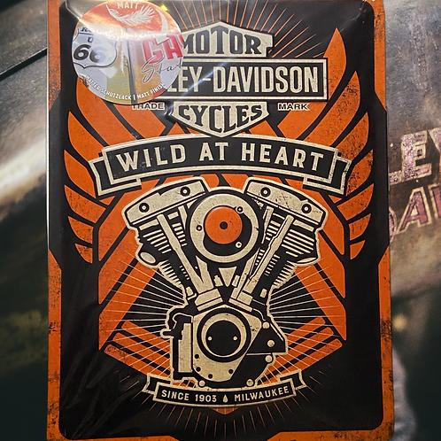 Harley Davidson Wild At Heart