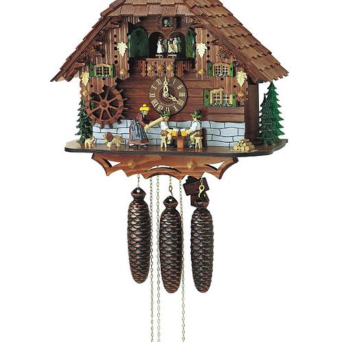 GC697 8-Day mechanical Cuckoo Clock